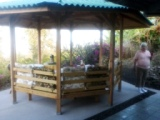 Breakfast Gazebo